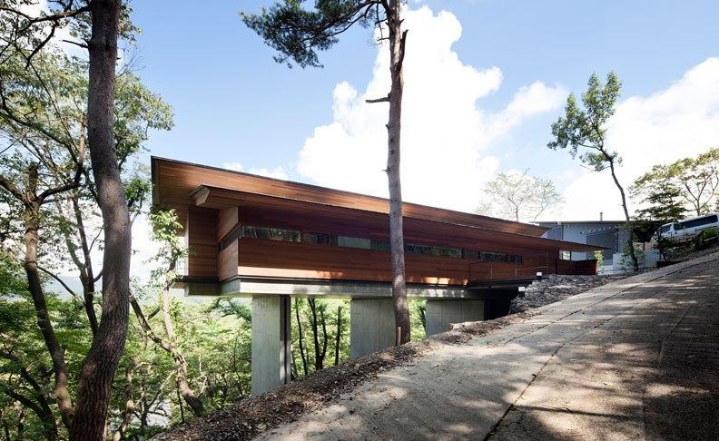 Загородный дом в Асамаяме / Kidosaki