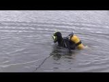 Два метра под водой: водолазы обследуют акватории Курганской области