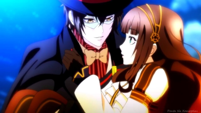 Code: Realize - Lupin and Cardia - Something Just Like This「AMV」