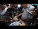 Palestine Video The farewell of martyr Arkan Muzhir who died today from injuries sustained during the march of return . . لح