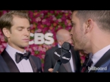 Andrew Garfield Sings His Favorite Hamilton Song Talks His Love for Broadway - Tony Awards 2018