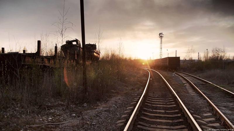 Industrial sunset / Urbex / Flycam Junior / Panasonic gh2