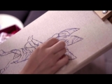 Шедевр по Unravel Two от Julie Sarloutte