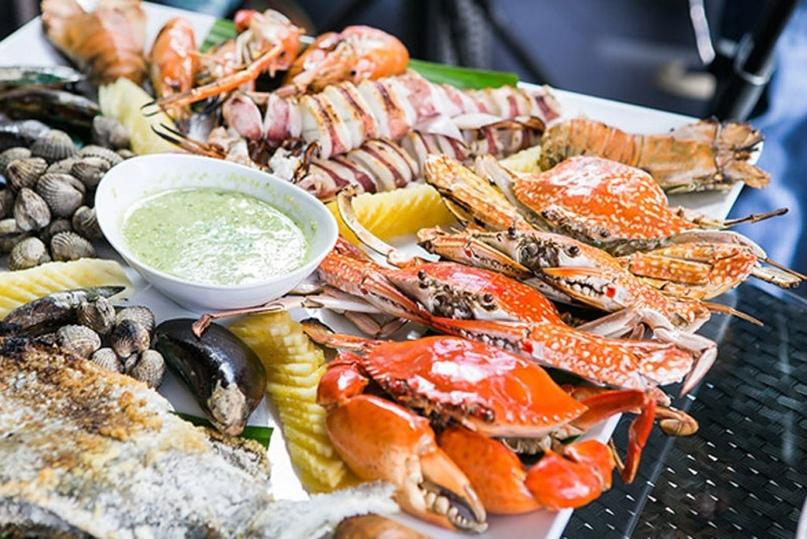 Картинки по запросу Как оценить свежесть морепродуктов
