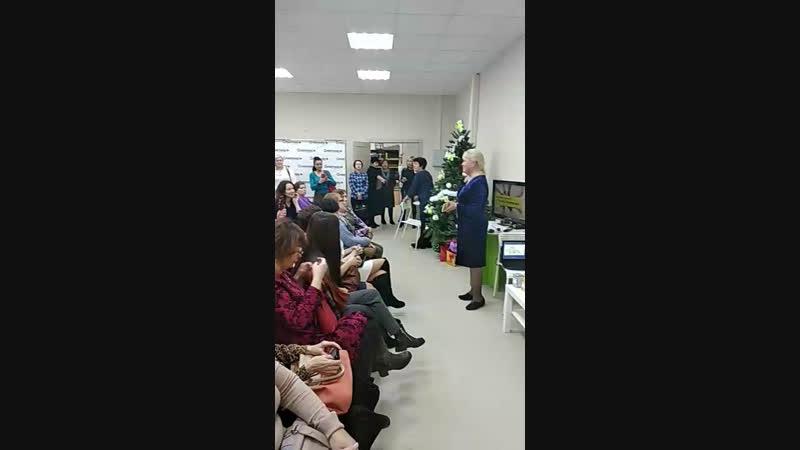 Торжественное откратие в Кирове РЦ