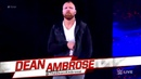 Dean Ambroses Heel Entrance with The Vengeful One Theme Song - WWE Raw 11/19/18 Edited