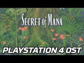 [Secret of Mana OST PS4 Version] 10 - The Little Sprite