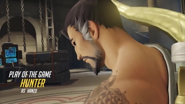 Play of the Game - Parody - Overwatch Meme