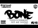 Bone Thugs-N-Harmony - See Me Shine ft. J Rush | J Yo's REMIXX M/V