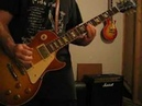 Kustom Coupe 36 / Gibson 1958 VOS Les Paul ROCK!!
