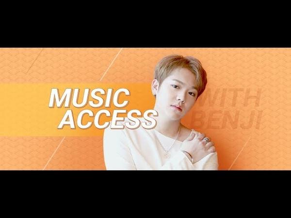190424 Music Access with DJ Benji