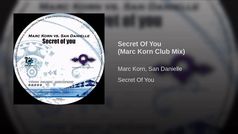 Secret Of You (Marc Korn Club Mix)