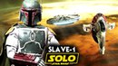 Solo A Star Wars Story Boba Fett's Slave 1 Teased/Spotted! New Footage