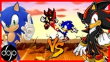 Dragon's Dance - Sonic vs Shadow (hosted by Kayas)