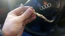 Audi C4 Ставим приборку с БК и БСК, переделка с дизеля (Видео от Друзей)