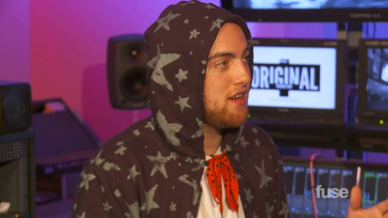 Mac Miller On Competing With Kanye West J.Cole