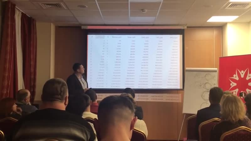 Презентация LifeClub от учредителя Максима Лядова