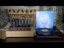 Ламповый Усилитель Самодельный Фонокорректор Проигрыватель Пластинок и Акустическая Система №1