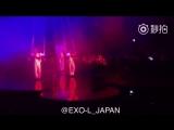 FANCAM 180512 `Magical Circus` in Yokohama D-2 @ EXO-CBX - King and Queen