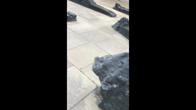 2018.07 Рауль Валленберг, памятник в Стокгольме, Швеция, Праведник народов мира