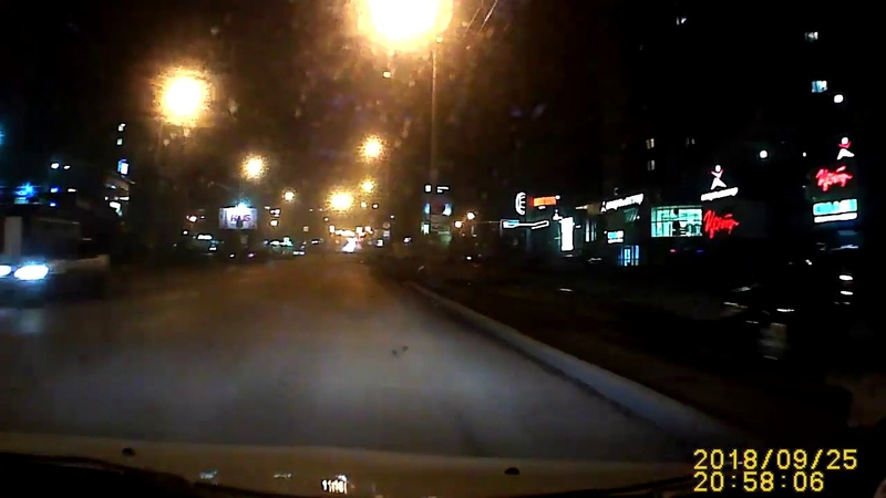 ДТП на перекрестке ул Пушкинская и ул Карла Либкнехта 21 20 9 04 2019