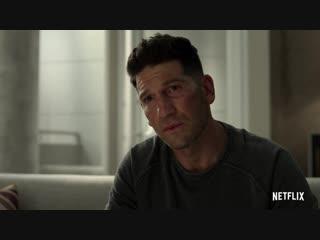Каратель / the punisher.2 сезон.трейлер (2019) [1080p]
