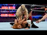 DAW | Шарлотта Флер против Бекки Линч