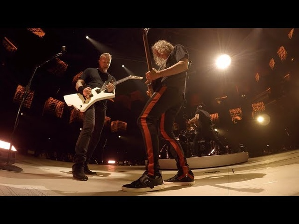 Metallica: Halo On Fire (Stuttgart, Germany - April 9, 2018)