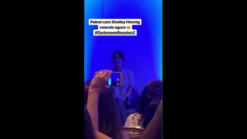 Панель Шелли Хенниг Darkmoon Reunion 2 Рио де Жанейро