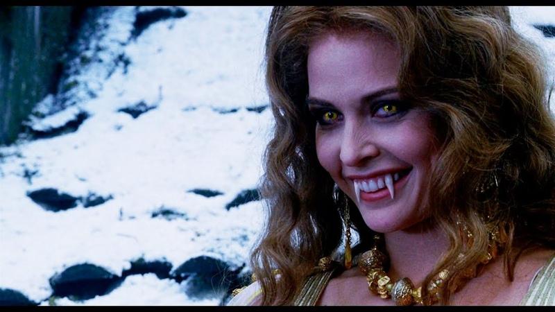 Жёны Дракулы(Вампиры)Жаждут Крови.Напали на Трансильванию / Ван Хельсинг(2004)Момент из Фильма