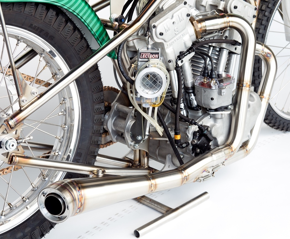 Прототип Meirson Sprint Motor (MSM) V-Twin