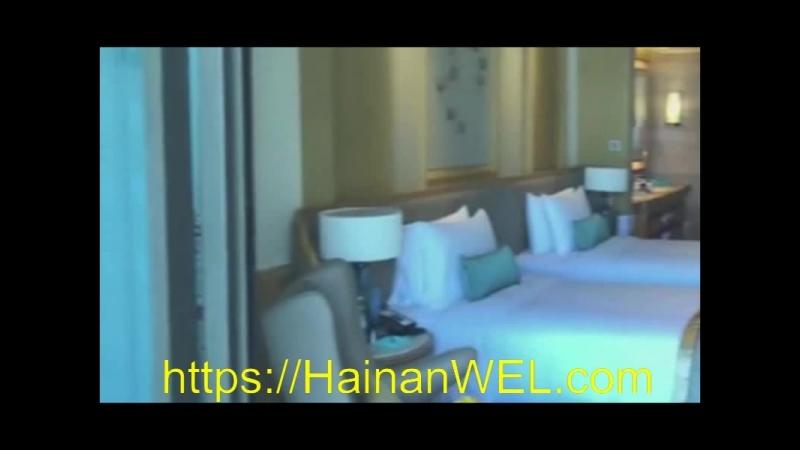 Отель Софитель в Санья, остров Хайнань, Китай -экскурсия на видео » Freewka.com - Смотреть онлайн в хорощем качестве