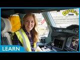 CBeebies Do You Know Aeroplane Pilot Training httpsvk.comtopnotchenglish