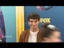 Alberto Rosende at the Teen Choice Awards 2018 at The Forum on August 12, 2018