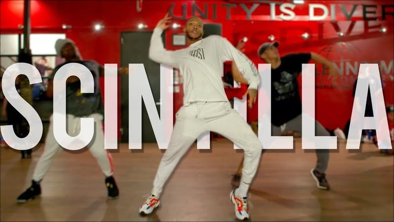 Jarreau vandal ft Luna Mae   Scintilla   Choreography By Karon Lynn   @KaronLynnTV