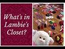 #443: Lambie's Build a Bear Clothes Collection - LambCam