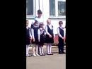 доча поздравляет старшеклассников