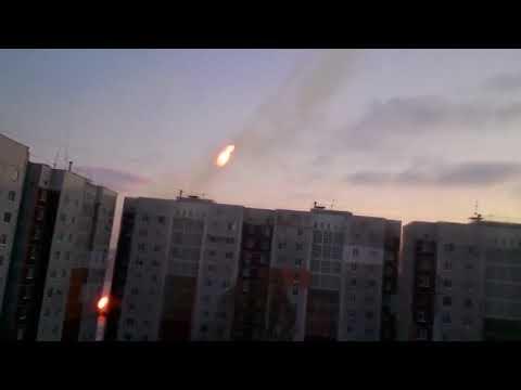 Сепаратисты ведут огонь из жилых кварталов
