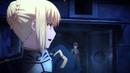 Fate/Stay night: Unlimited Blade Works - Saber Vs Lancer Archer