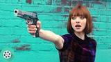 Разве забирать ворованное кража Сильвия спасает Уилла от страж времени.Время (2011) год.