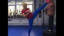 CRAZY KARATE MMA GIRLS FEMALE MARTIAL ARTS 2018
