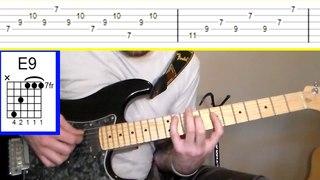 The Eagles - Hotel California Guitar Tutorial w/TABS