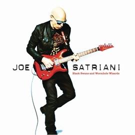 Joe Satriani альбом Black Swans and Wormhole Wizards