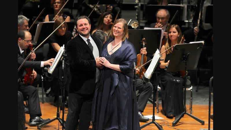Gala - Michael Sryres Jessica Pratt (Genova, 18.01.2019)
