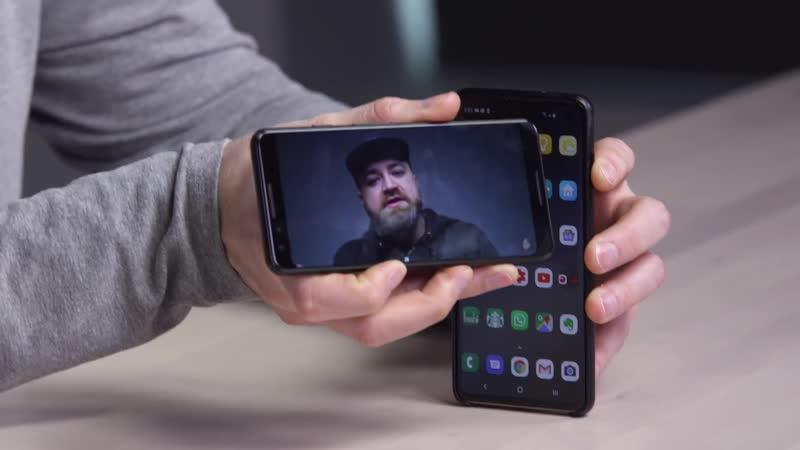 Как разблокировать чужой Samsung Galaxy S10 с помощью распознавания лиц.