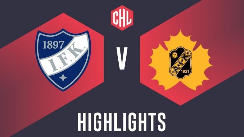Highlights IFK Helsinki vs Skellefteå AIK
