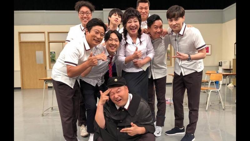 Знающие братья Ask Us Anything Knowing Brother ep 133 Но Са Ён Ха Дон Хун (ХаХа)(рус.саб)