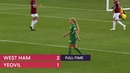 West Ham 2 - 1 Yeovil - Match highlights - FA WSL (30th September 2018)