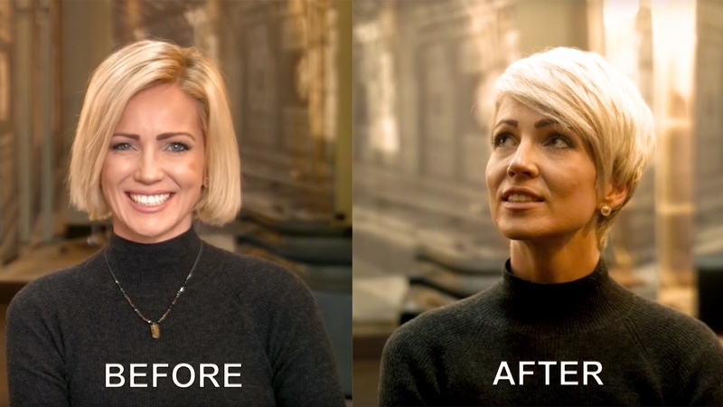 How to Create a Modern Short Cut 2016 (Inspired by Clair Underwood Pixie Cut)