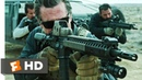 Sicario: Day of the Soldado (2018) - Police Escort Shootout Scene (6/10)   Movieclips
